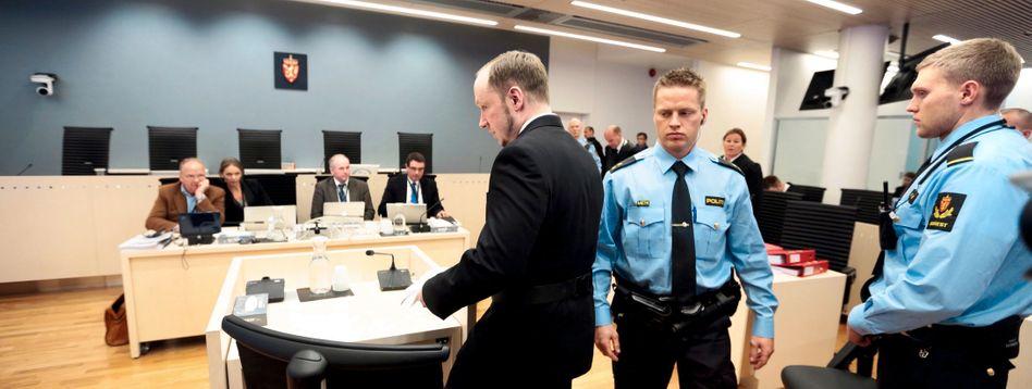 Attentäter Breivik in der Vernehmung: Demontage des Bösen