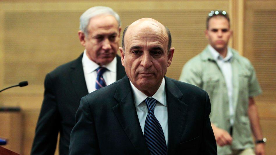Kadima-Chef Mofas, Premier Netanjahu: Große Koalition gescheitert