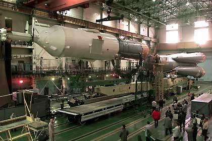 Archivfoto der Halle aus dem Jahr 2000