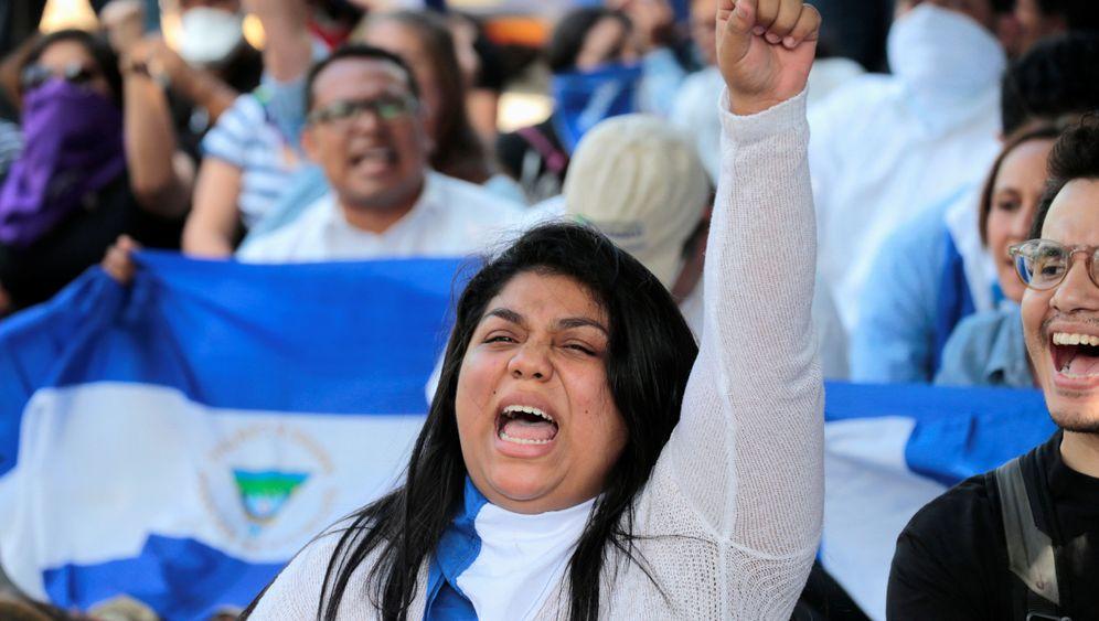 Nicaragua: Ein Jahr Aufstand - und nun?