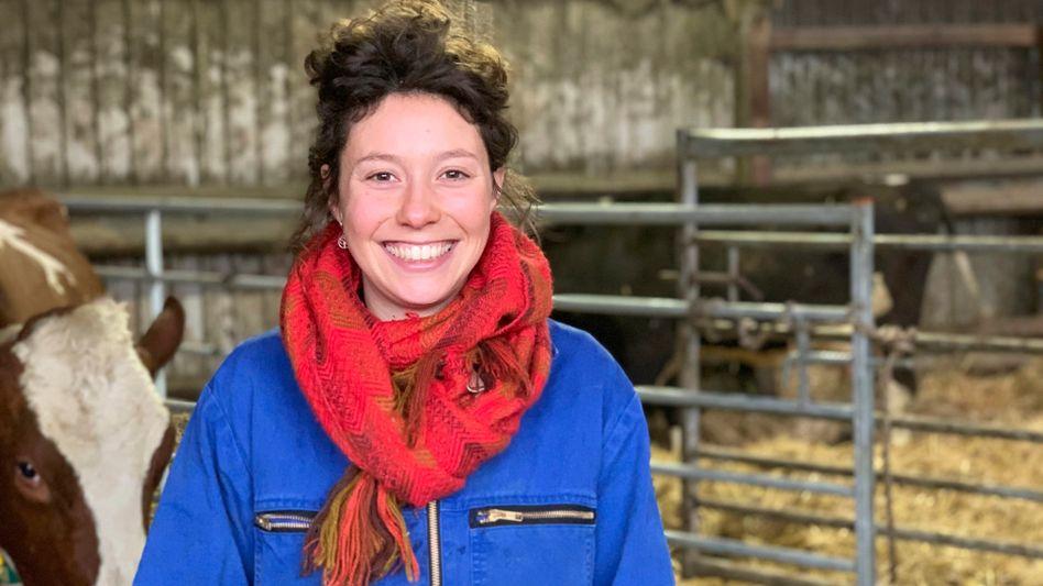 Landwirtin Antje Zents: »Man muss das echt lieben, diese Art von Leben«