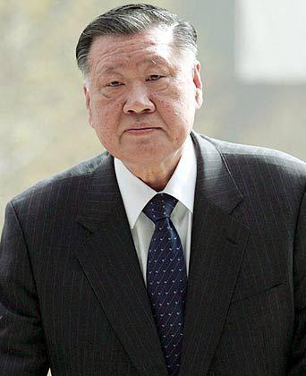 Hyundai-ChefChung Mong Koo: Konzerntöchter in die Verlustzone gedrängt?