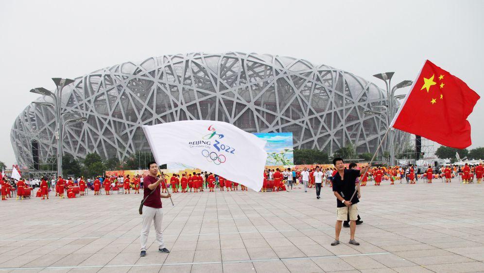 Olympische Spiele 2022: Das sind Pekings Sportstätten