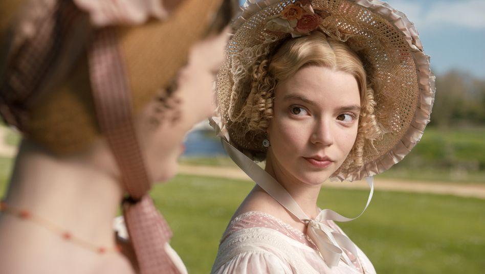 """Anya Taylor-Joyist die neue freche, altkluge, unbequeme """"Emma"""" - die Kinoversion des Jane-Austen-Klassikers kommt nun ins Kino - und lohnt sich sehr."""