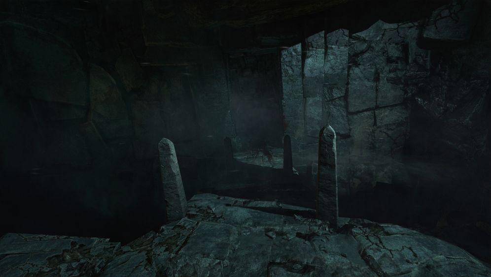 "Szenen aus ""Amnesia: Rebirth"""