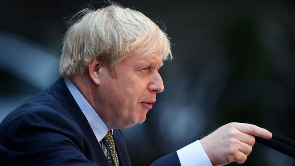 Boris Johnson hat die BBC auf dem Kieker