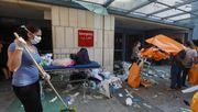 Große Krankenhäuser in Beirut stoppen Corona-Tests