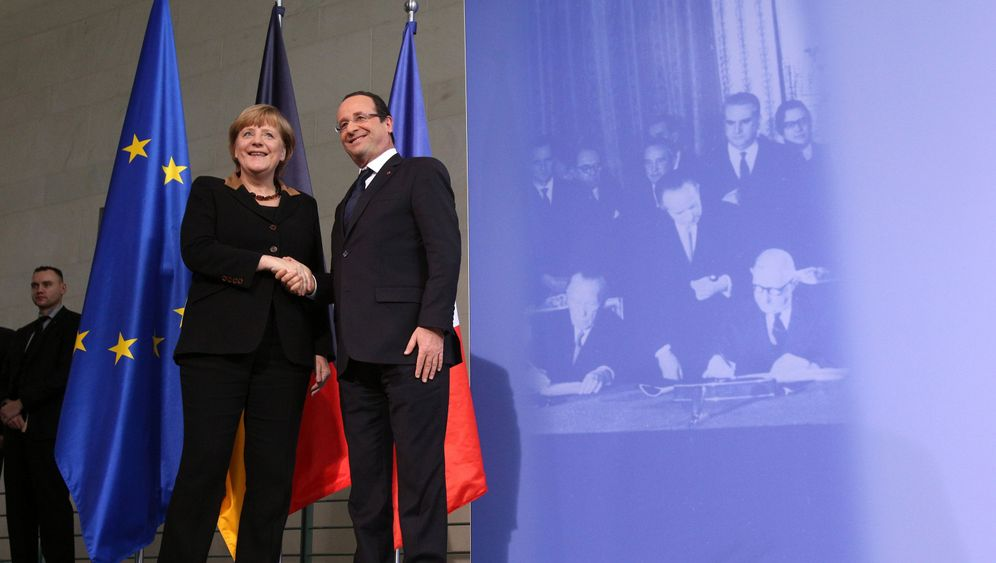 Photo Gallery: Celebrating 50 Years of Franco-German Friendship