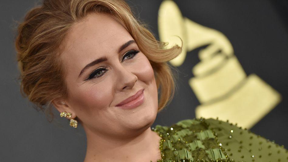 Adele im Jahr 2017: Damals waren der Popstar und Simon Konecki noch ein Paar