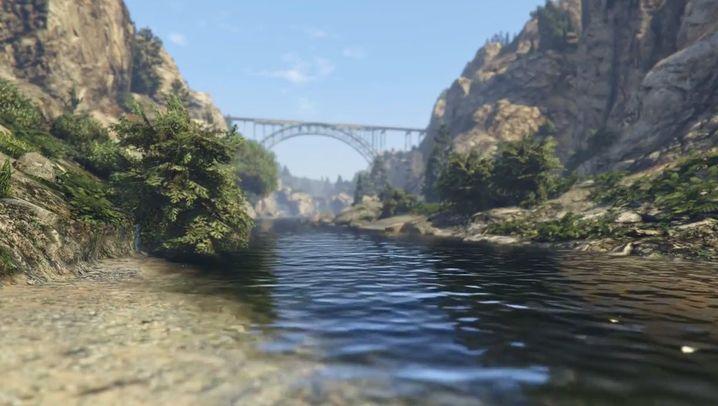 Virtuelle Orte: So schön sind Spielewelten