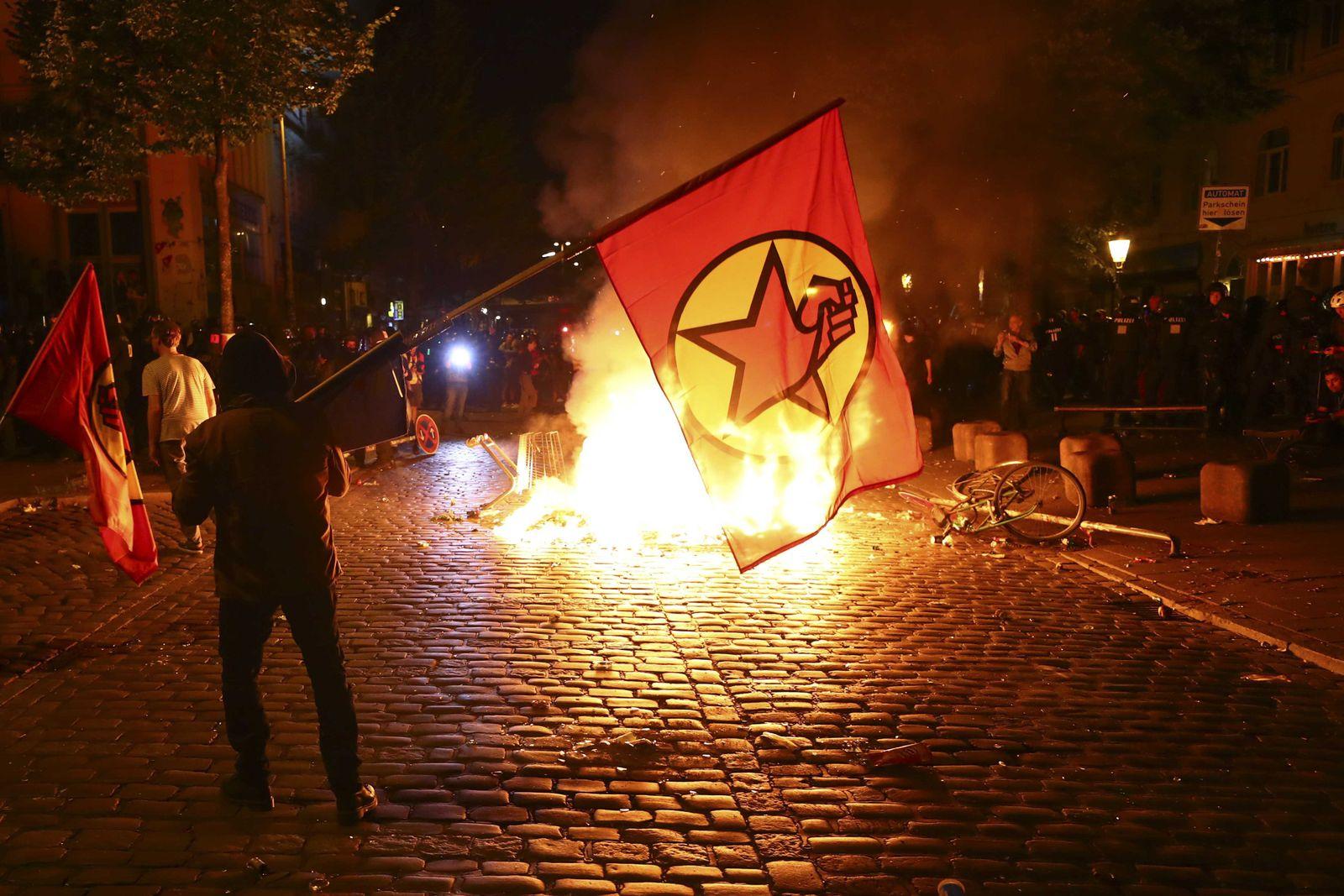G20 / Hamburg / Proteste