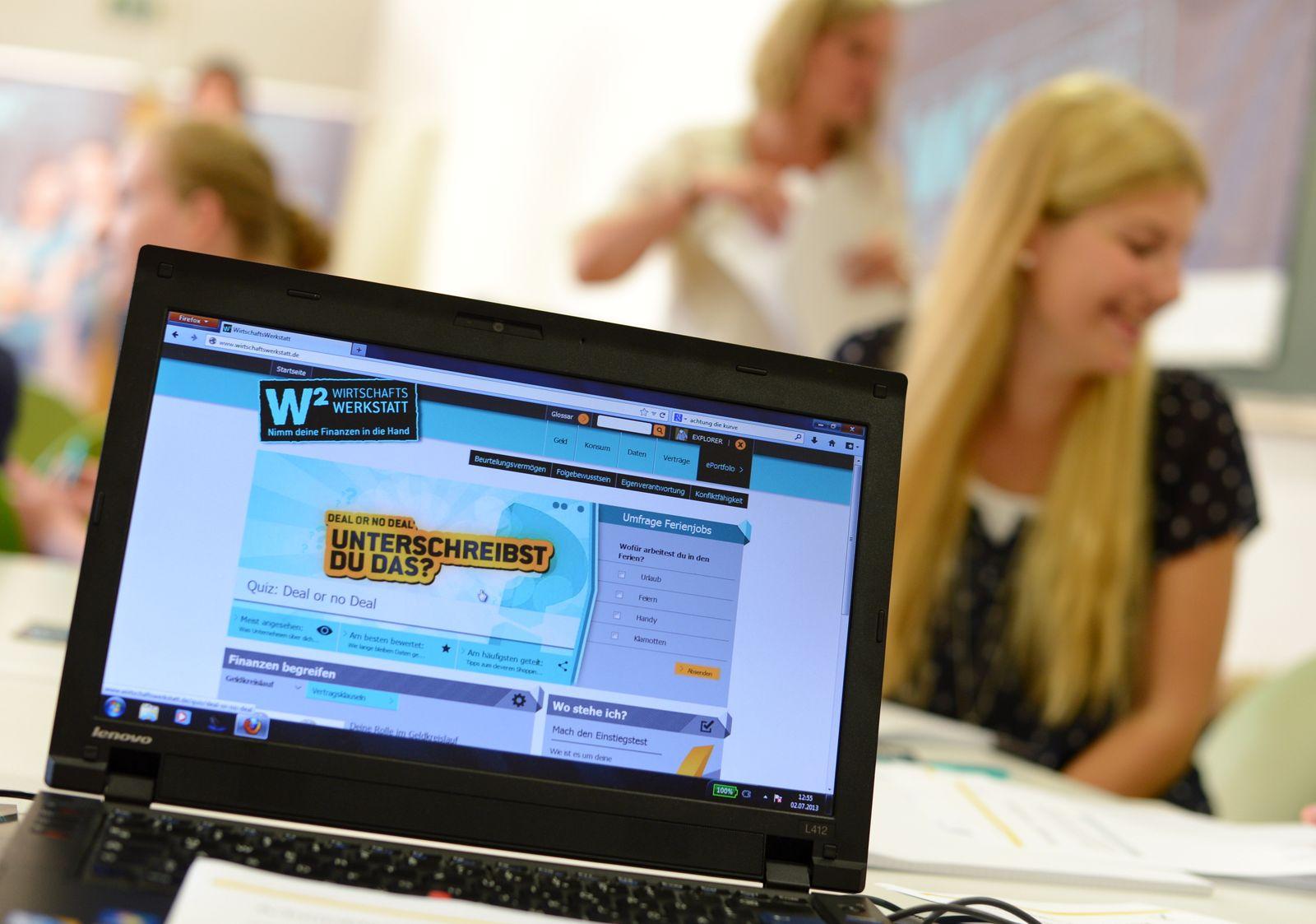 Schufa-Projekt in der Schule / Wirtschaft