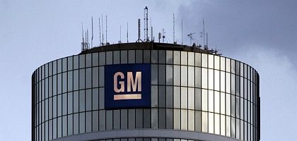 GM-Hauptgebäude in Detroit: Für die Aktionäre bleibt nichts mehr übrig