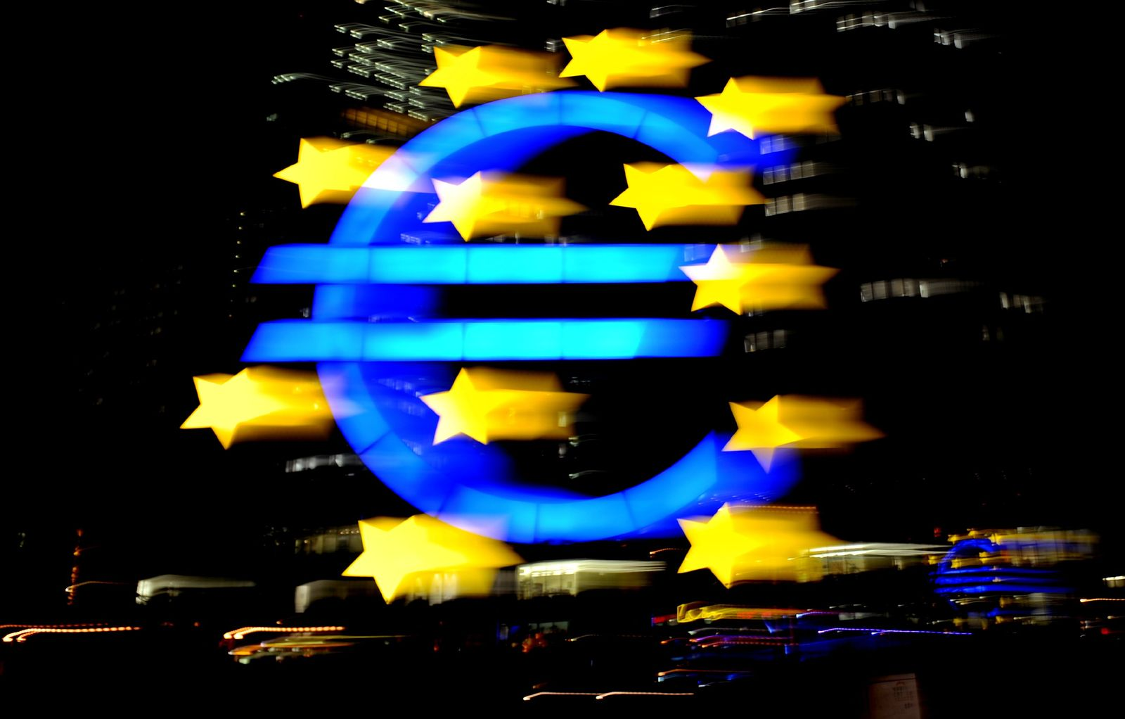 EZB - Eurosymbol