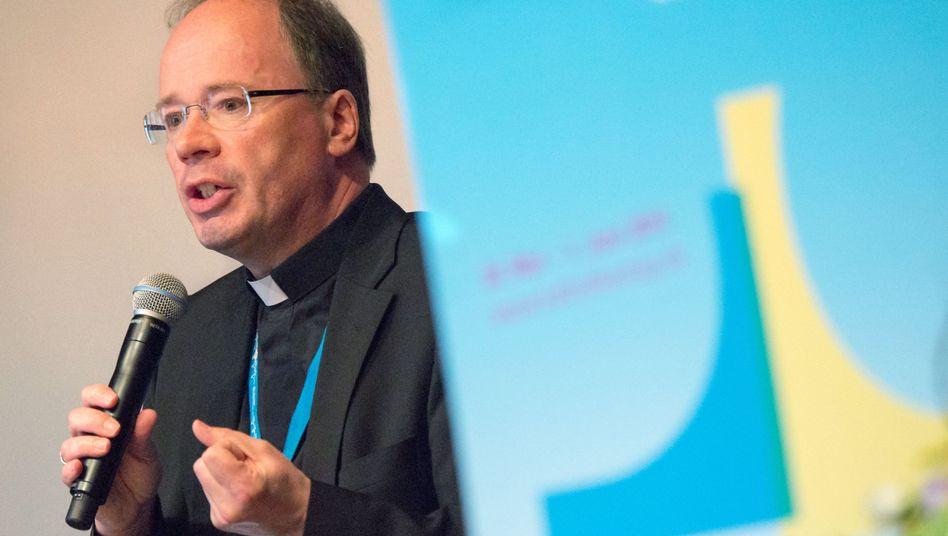 """Bischof Ackermann: """"Wir sind weitergekommen seit 2010 - sowohl was Aufklärung als auch was Prävention betrifft"""""""