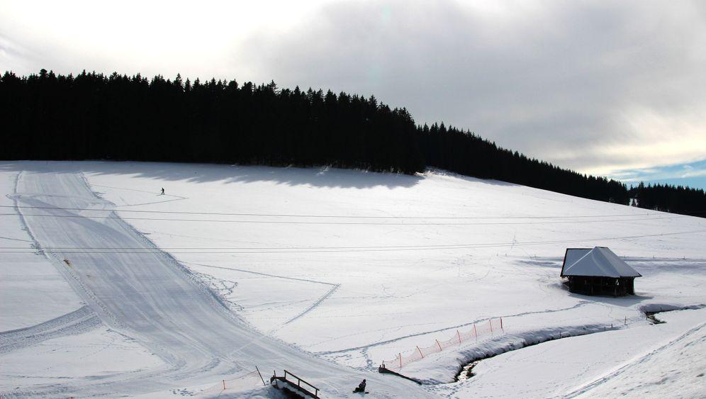 Schwarzwälder Erfinder: Eine Wassermühle und ihr Skilift
