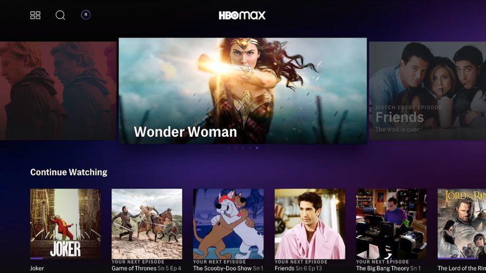 Das Serien- und Filmportal HBO Max bleibt deutschen Zuschauern vorerst weiter vorenthalten