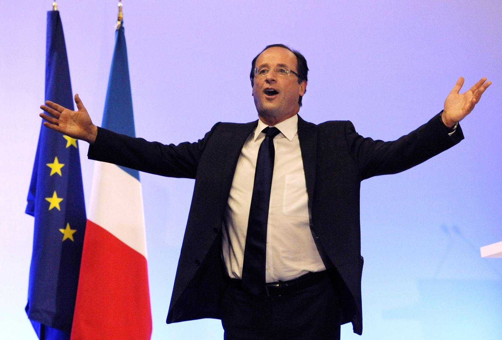 Hollande/ Wahlen