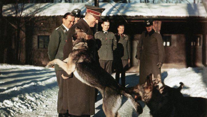 Hitlers Kameramann Walter Frentz: Alltag auf dem Obersalzberg, in Rüstungsbetrieben und dem besetzten Europa