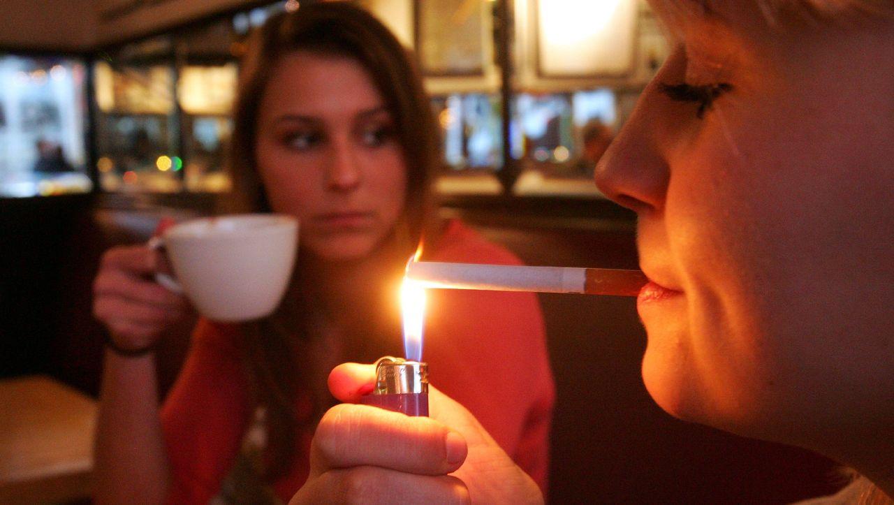 Warum sollte ich mit dem Rauchen anfangen, Zoe Cullen?