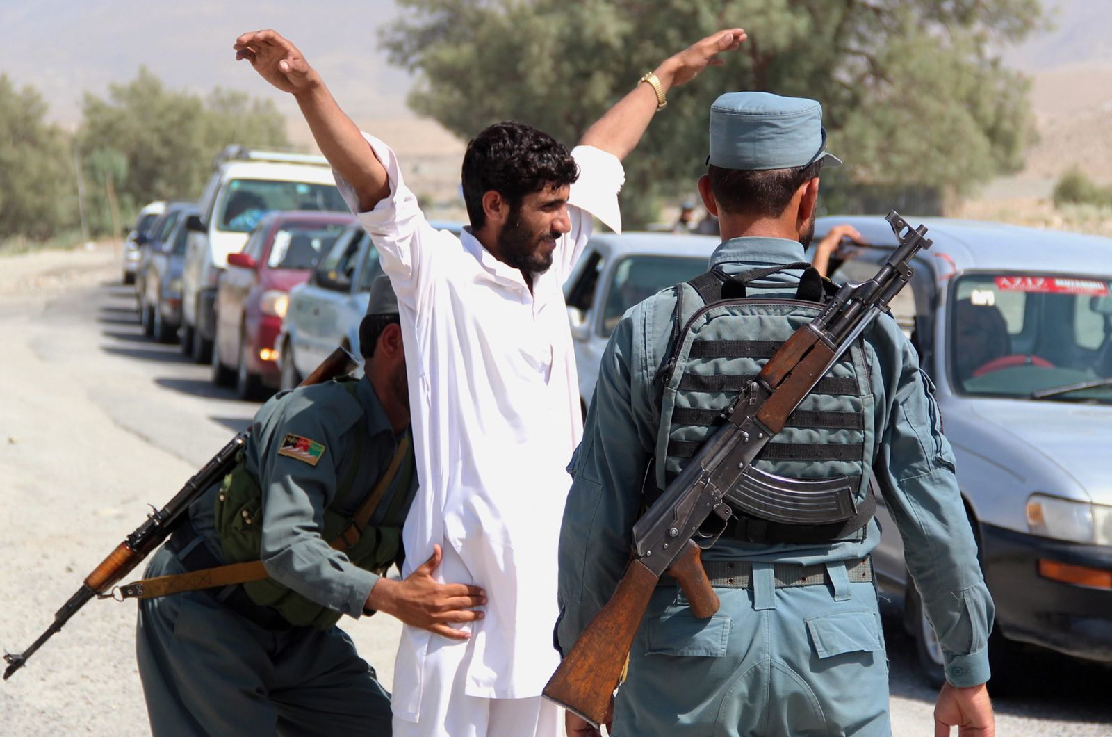 Security boosted after three NATO troops killed in Afghanistan