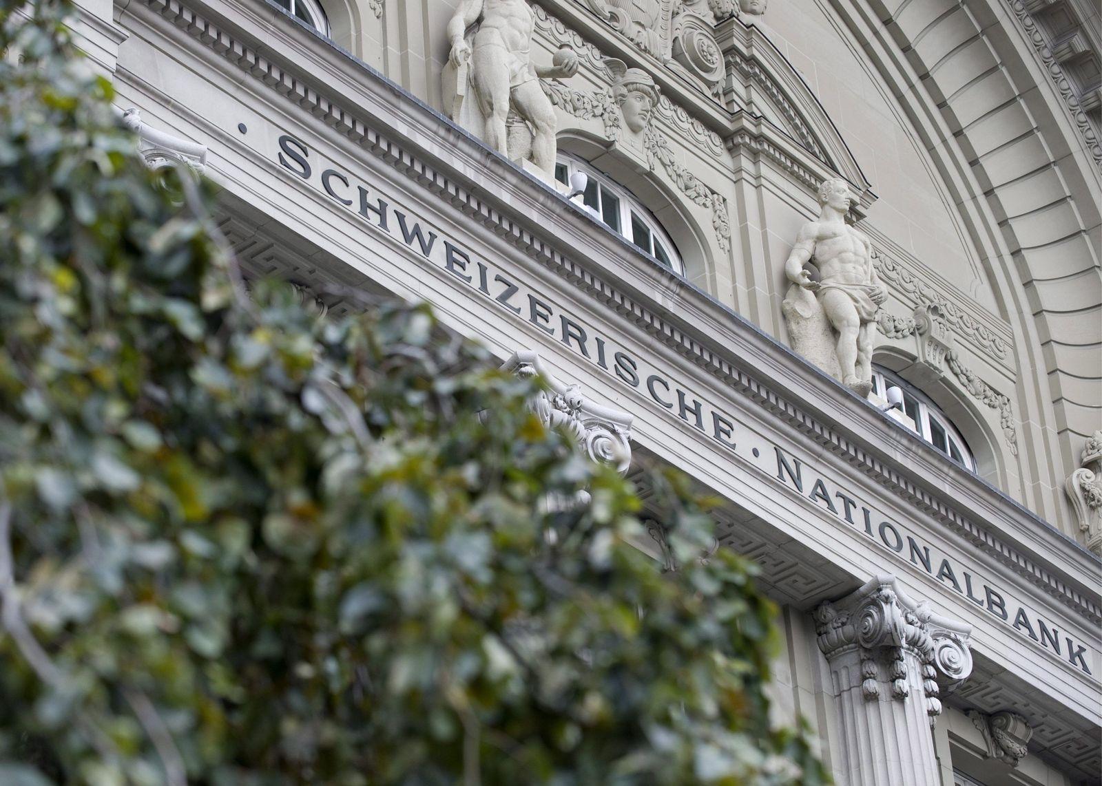 Schweizer Notenbank / SNB