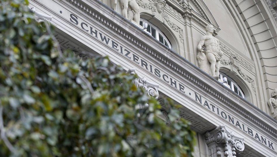 Schweizer Notenbank: Kampf gegen die Rubelk-Krise