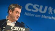 CSU wirbt bundesweit offensiv um Mitglieder und Söder-Unterstützer