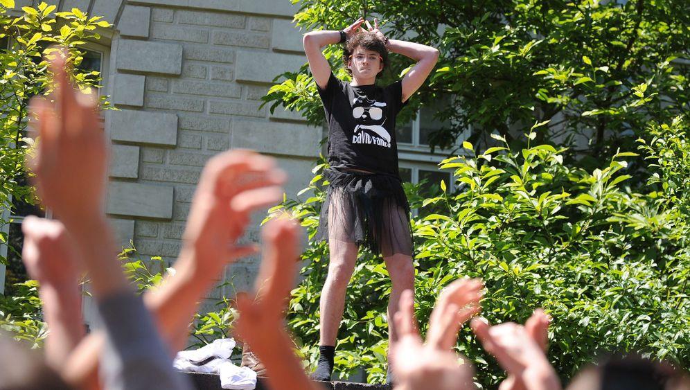 Schülerprotest in Frankreich: Wir rocken das!