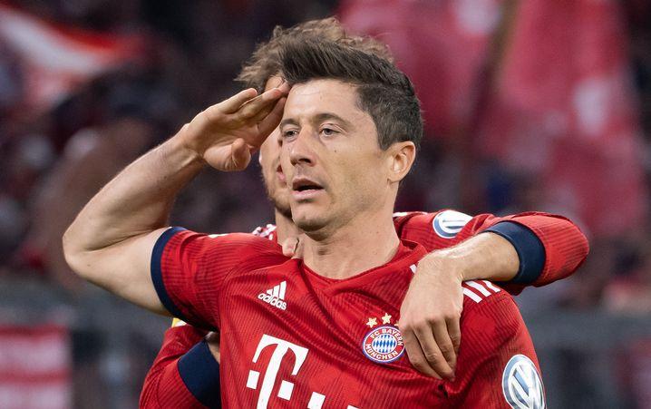 Gestatten: Robert Lewandowski, Bayern-Retter