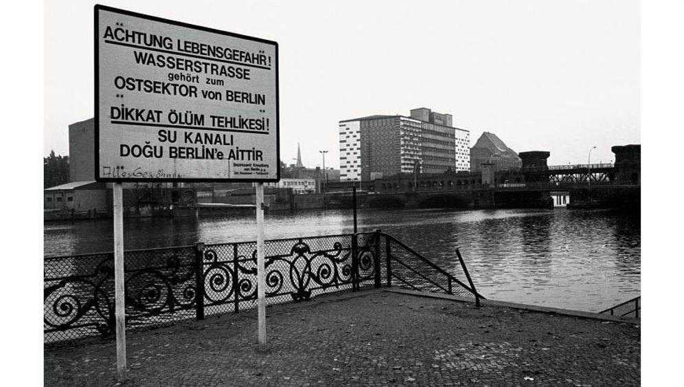 Kreuzberg-Fotoreportage: Zwei Zeiten, ein Blick