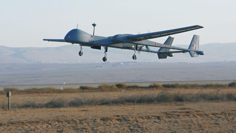 """Israelische Drohne """"Heron TP"""": EU-Staaten wollen eigene Kampfdrohne entwickeln"""