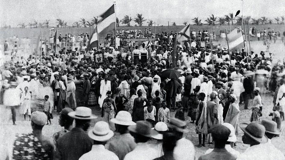 Kaisergeburtstag (1905): Feierlichkeiten zu Ehren Wilhelms II. in Lomé