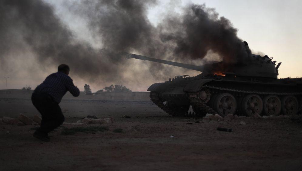 Photo Gallery: NATO's Libya Conundrum