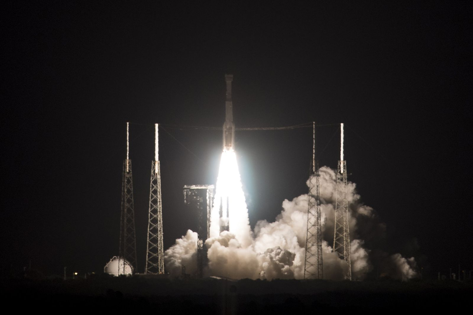 Raumschiff «Starliner» zu erstem ISS-Testflug gestartet
