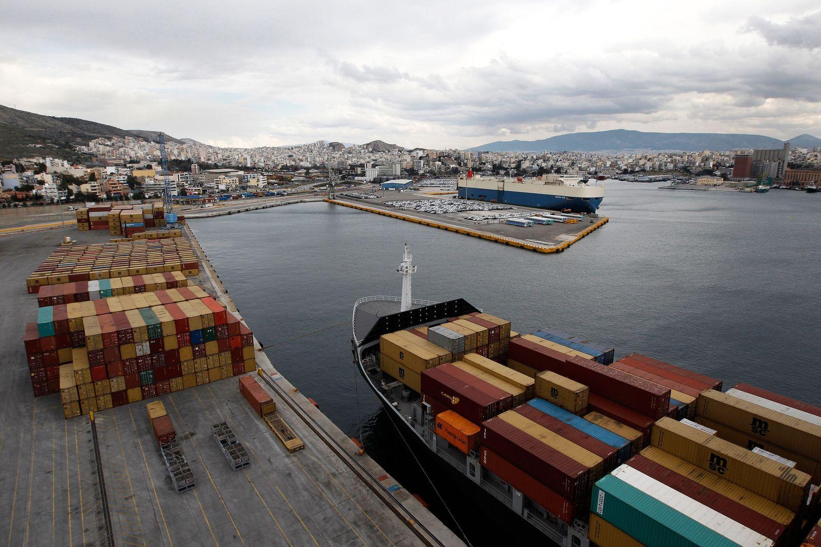 Griechenland / Konjunktur / Export / Container / Finanzkrise / Ifo Wirtschaftsklima