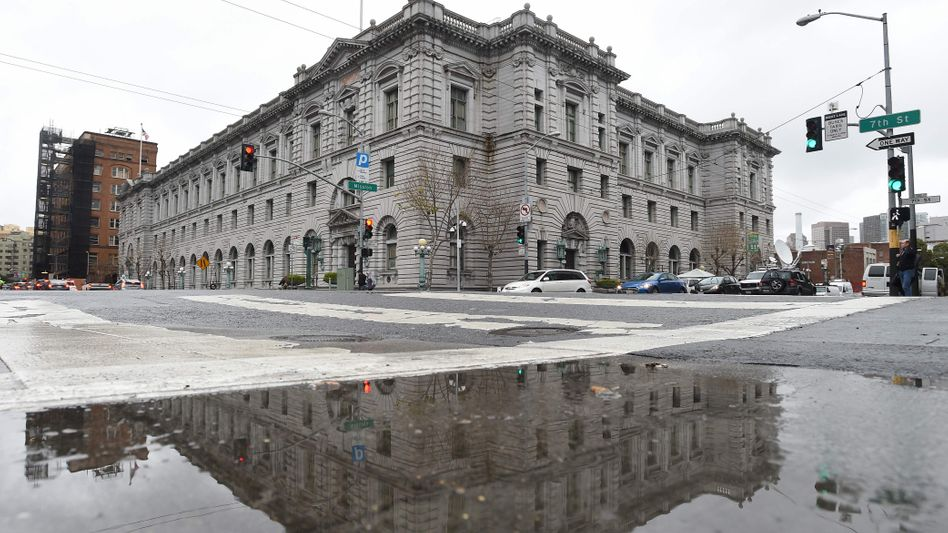 Berufungsgericht in San Francisco