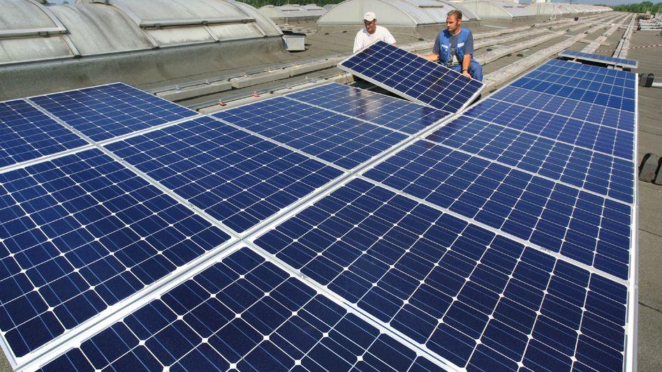 Solaranlage in Dresden: Endlos-Streit um Förderkürzung
