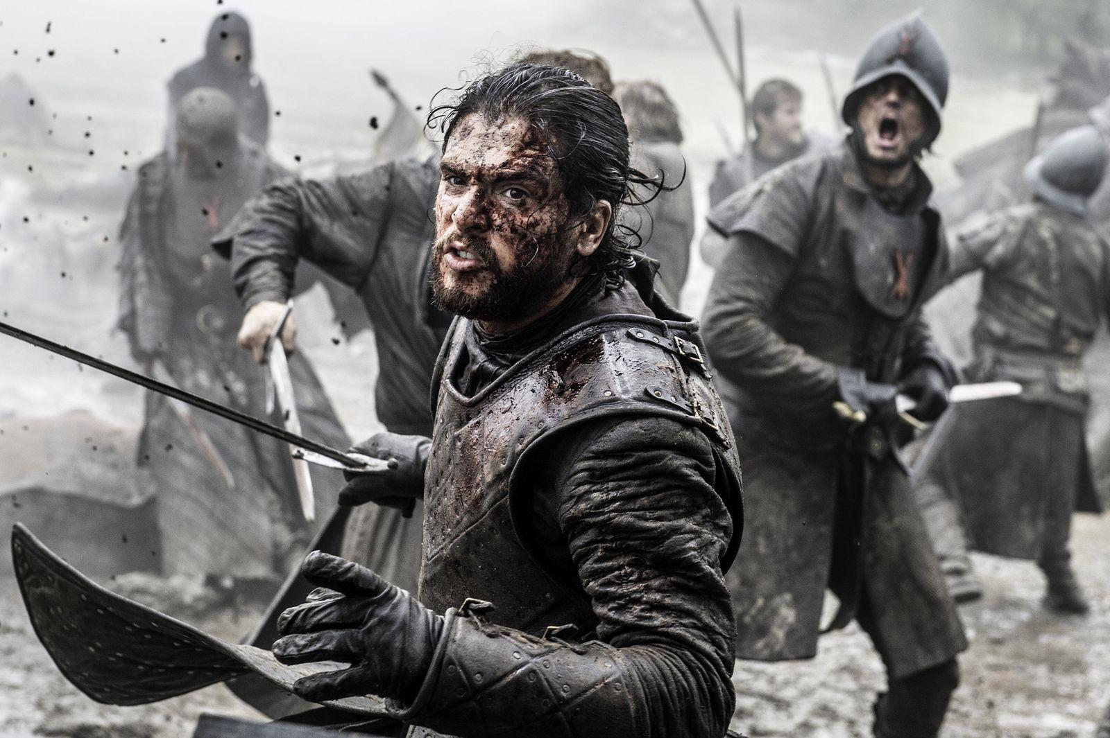 EINMALIGE VERWENDUNG «Game of Thrones»