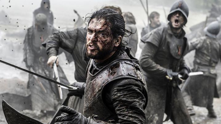 """Finale Staffel: Hart, Härter, """"Game of Thrones"""""""