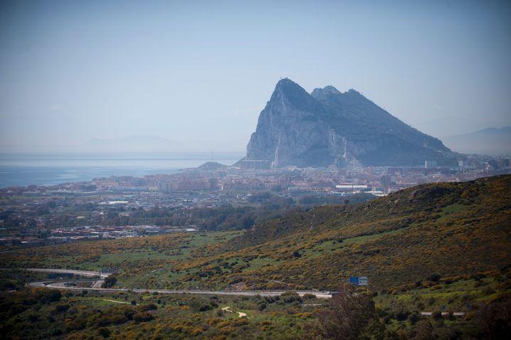 Gebiet von Gibraltar