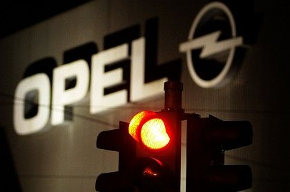 Opel wants the German government to help insulate it from the potential collapse of its parent company, General Motors.