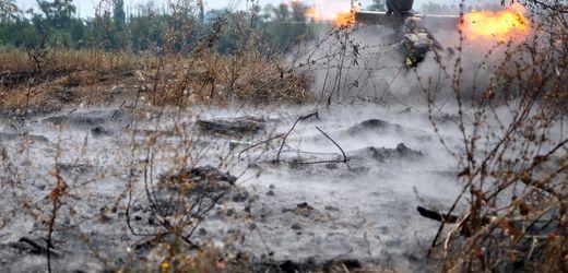Ukraine: Militär meldete zwei getötete Soldaten