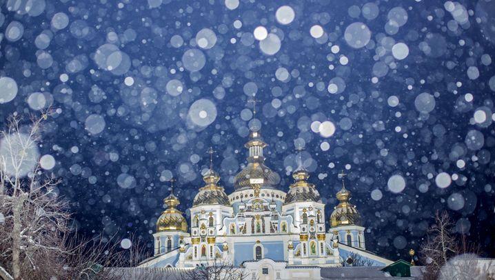 Winterfotos aus aller Welt: Die große Schnee-Schau