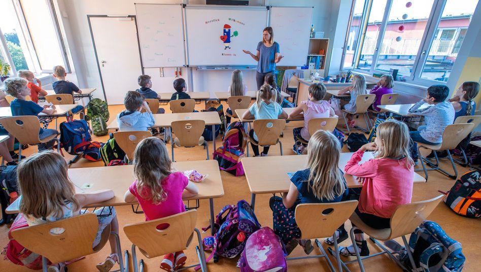 Schulbeginn in Mecklenburg-Vorpommern: Ab jetzt ist wieder Regelbetrieb