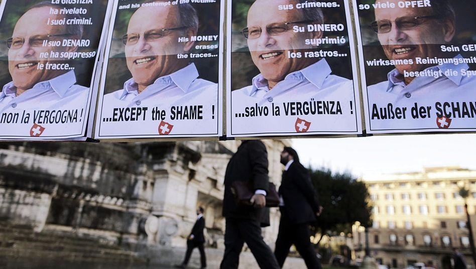 Kassationsgerichtshof in Rom: Proteste gegen Entscheidung in Asbest-Prozess