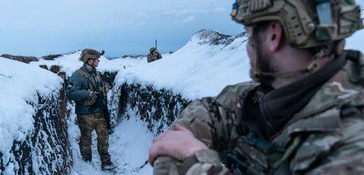 Ukraine-Konflikt: Angela Merkel und Joe Biden fordern russischen Truppenabzug vor Ostukraine