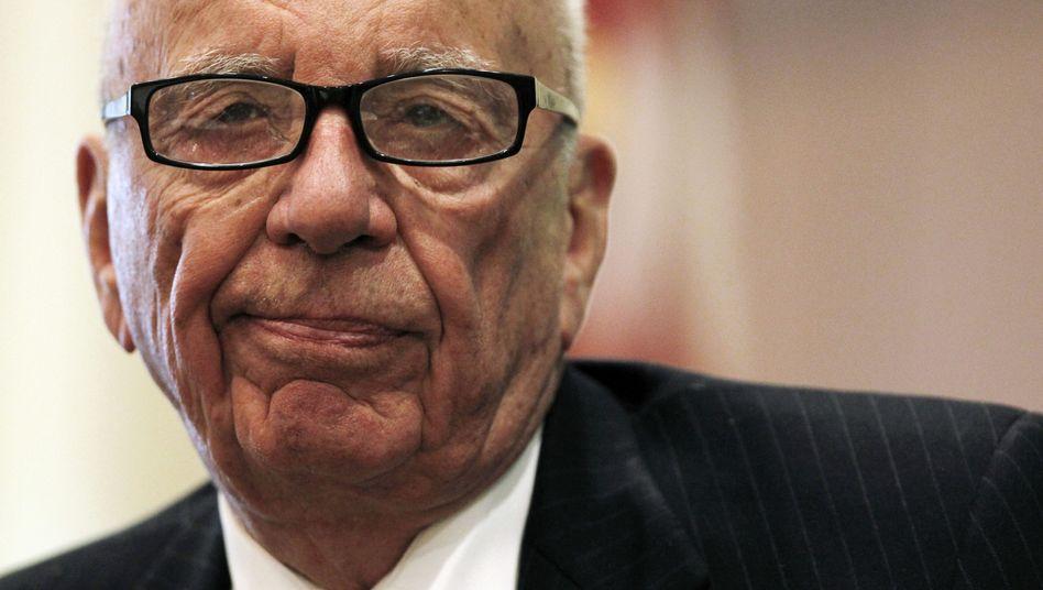 """""""Sunday Times""""-Inhaber Rupert Murdoch distanziert sich von Netanjahu-Zeichnung"""