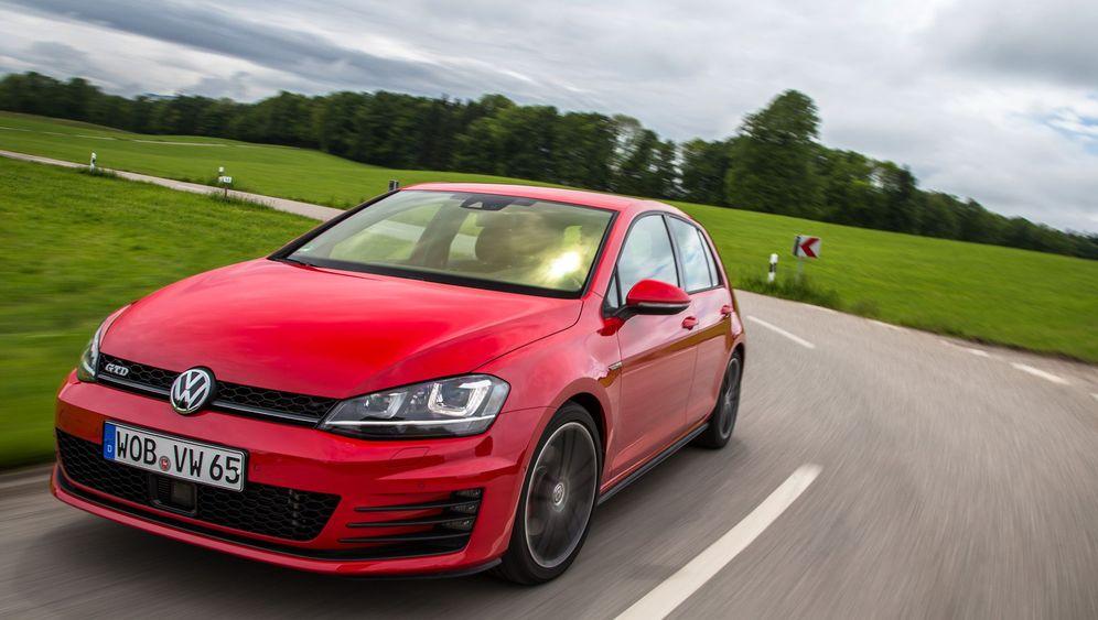 Autogramm VW Golf GTD: Der Marathon-Golf