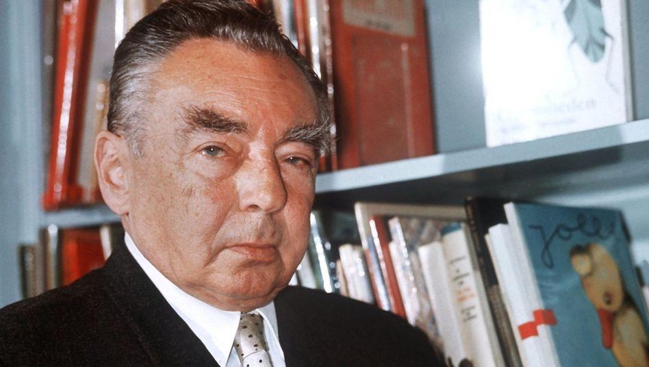Schriftsteller Erich Kästner